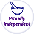 proudly independent